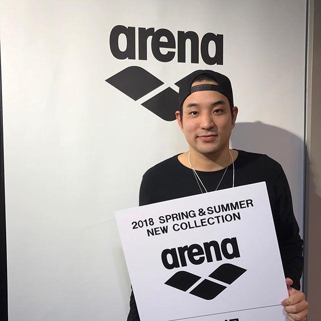 arenaさん展示会